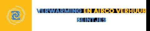 Verwarming en airco verhuur Reintjes Logo